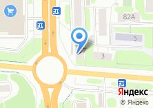 Компания «NIX-service» на карте