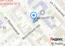 Компания «Startravel» на карте