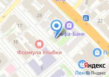 Компания «ТехноСфера» на карте