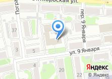 Компания «Ивановская таможня» на карте