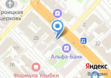 Компания «Волгатехпром» на карте