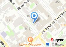 Компания «Discovery Travel» на карте