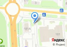 Компания «Май» на карте