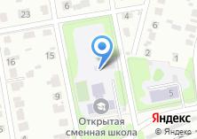 Компания «Вечерняя (сменная) общеобразовательная школа г. Иваново» на карте