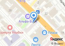 Компания «Социал» на карте
