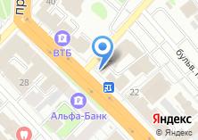 Компания «СтройБЕРИ» на карте
