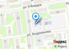 Компания «Детский сад №99» на карте