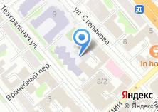 Компания «Юридическое бюро Уруевой Е.С.» на карте