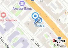 Компания «Студия рекламы и дизайна inwave project» на карте