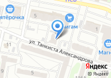 Компания «Газпромнефть-Ярославль» на карте