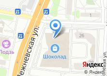 Компания «Ерошка» на карте