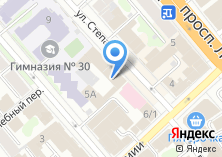 Компания «ИВСТРОЙ-ГАРАНТ» на карте