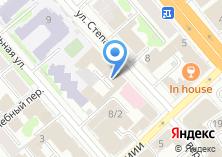 Компания «ДЭНАС МС» на карте