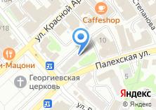 Компания «Градус» на карте