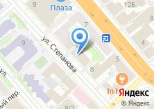 Компания «Kristi» на карте
