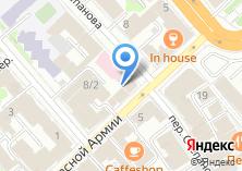 Компания «РосПромОбувь» на карте