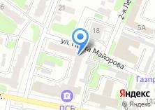 Компания «Dimex» на карте