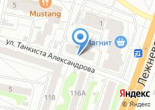 Компания «Старкомсервис» на карте