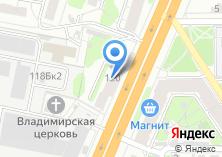 Компания «Тюнинг-автоаксессуары» на карте