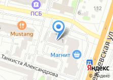 Компания «Мир торговли» на карте