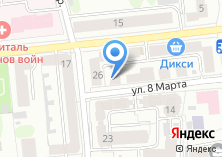 Компания «Строящиеся объекты» на карте