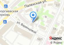Компания «Александров & КО» на карте