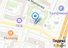 Компания «Ивановское бюро экспертизы» на карте