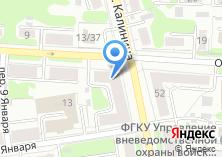 Компания «Aktiv fitnes» на карте