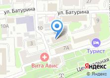 Компания «Управление Пенсионного фонда России в городских округах Иваново» на карте