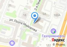 Компания «Стиал-плюс» на карте