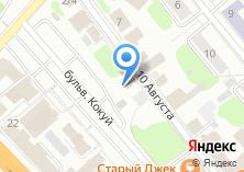 Компания «Медицинский центр на Кокуе» на карте