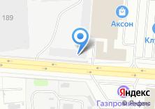 Компания «Сеть магазинов автоэмалей» на карте