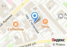Компания «Визави-тур» на карте