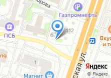 Компания «Огород» на карте