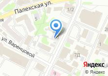 Компания «ИвГрад» на карте