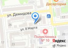 Компания «ТЭСТ-ЖАСО» на карте