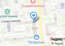 Компания «СипТехСтрой» на карте