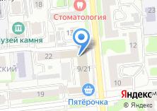 Компания «Evgenika» на карте