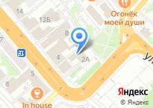 Компания «ДИЗАЙН-СТУДИЯ ЕЛЕНЫ МАРЬИНОЙ» на карте