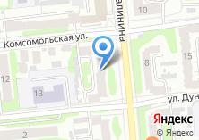 Компания «Программ Плюс» на карте