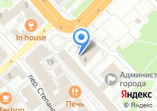 Компания «Ивановский городской комитет по управлению имуществом» на карте