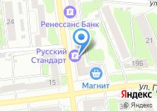 Компания «Магазин автостекол» на карте