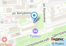 Компания «Спецтрейд» на карте