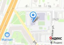 Компания «Средняя общеобразовательная школа №56» на карте