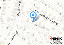 Компания «=претуляк=» на карте