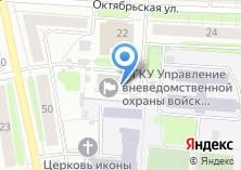 Компания «Управление Федеральной миграционной службы России по Ивановской области» на карте