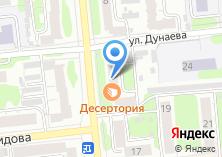 Компания «Ивановский Оконный Завод» на карте