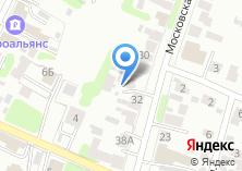 Компания «Страйк» на карте