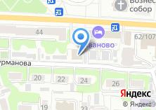 Компания «LINES» на карте