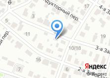 Компания «Оилакс.ру» на карте